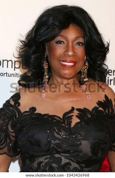 Los Angeles Mar 4 Mary Wilson Stock Photo (Edit Now) 1043426968