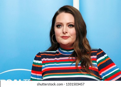 LOS ANGELES - MAR 5: Lauren Ash at the NBC And Universal Television's 'Superstore' Academy For Your Consideration Press Line at Universal Studios on 5 March, 2019 in Los Angeles, CA