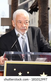 LOS ANGELES - MAR 6:  Bill Withers at the Ray Parker Jr Hollywood Walk of Fame Star Ceremony at Walk of Fame on March 6, 2014 in Los Angeles, CA