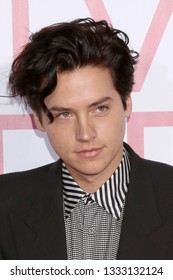 "LOS ANGELES - MAR 7:  Cole Sprouse at the ""Five Feet Apart"" Premiere at the Bruin Theater on March 7, 2019 in Westwood, CA"