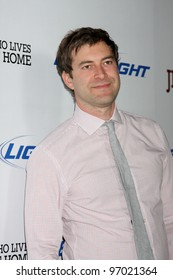 "LOS ANGELES - MAR 7:  Mark Duplass arrives at the ""Jeff, Who Lives At Home"" - Los Angeles Premiere at the Directors Guild Of America on March 7, 2012 in Los Angeles, CA"