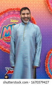 "LOS ANGELES - MAR 7:  Parvesh Cheena at the Premiere Of Disney Junior's ""Mira, Royal Detective"" at the Disney Studios on March 7, 2020 in Burbank, CA"