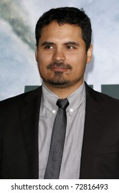 """LOS ANGELES - MAR 8:  Michael Pena arriving at the """"""""Battle: Los Angeles"""" Premiere at Village Theater on March 8, 2011 in Westwood, CA"""