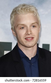 """LOS ANGELES - MAR 8:  Noel Fisher arriving at the """"""""Battle: Los Angeles"""" Premiere at Village Theater on March 8, 2011 in Westwood, CA"""