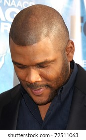 LOS ANGELES -  MARCH 4: Tyler Perry arriving at the 42nd NAACP Image Awards at Shrine Auditorium on March 4, 2011 in Los Angeles, CA