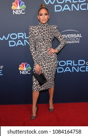 LOS ANGELES - MAY 01:  Jennifer Lopez arrives to the 'World Of Dance' FYC Event  on May 1, 2018 in Hollywood, CA
