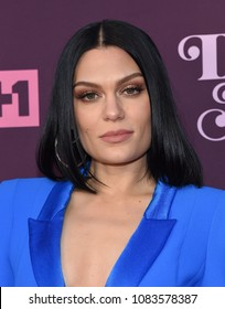LOS ANGELES - MAY 03:  Jessie J arrives for the VH1's 3rd Annual 'Dear Mama: A Love Letter to Moms' on May 3, 2018 in Los Angeles, CA