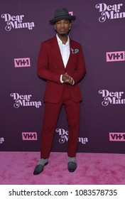 LOS ANGELES - MAY 03:  Ne-Yo arrives for the VH1's 3rd Annual 'Dear Mama: A Love Letter to Moms' on May 3, 2018 in Los Angeles, CA