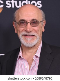 LOS ANGELES - MAY 08:  Tony Amendola arrives to the 'Once Upon A Time' Series Finale  on May 8, 2018 in Hollywood, CA