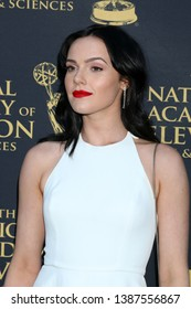 LOS ANGELES - MAY 1:  Cait Fairbanks at the 2019 Daytime Emmy Nominees Reception at the Castle Green on May 1, 2019 in Pasadena, CA