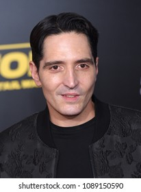 """LOS ANGELES - MAY 10:  David Dastmalchian arrives to the """"Solo: A Star Wars Story"""" World Premiere  on May 10, 2018 in Hollywood, CA"""