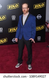 "LOS ANGELES - MAY 10:  Ptolemy Slocum arrives to the ""Solo: A Star Wars Story"" World Premiere  on May 10, 2018 in Hollywood, CA"