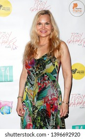 "LOS ANGELES - May 11: Jill Harth at ""The Pussy Grabbers Play LA"" presented by the Cote d'Azur Web Fest at the Thymele Arts Center on May 11, 2019 in Los Angeles, CA"