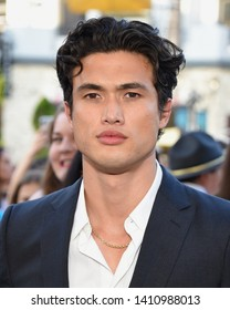 LOS ANGELES - MAY 13:  Charles Melton arrives for the'The Sun Is Also A Star' World Premiere on May 13, 2019 in Los Angeles, CA