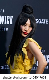 """LOS ANGELES - MAY 15:  Bai Ling at the """"John Wick Chapter 3 Parabellum"""" Los Angeles Premiere at the TCL Chinese Theater IMAX on May 15, 2019 in Los Angeles, CA"""