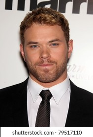 """LOS ANGELES - MAY 17:  Kellan Lutz arrives to the""""Love Wedding Marriage"""" Los Angeles Premiere  on May 17,2011 in West Hollywood, CA"""