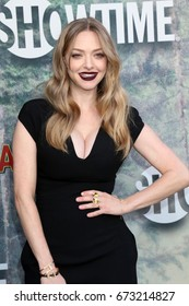 """LOS ANGELES - MAY 19:  Amanda Seyfried at the """"Twin Peaks"""" Premiere Screening at The Theater at Ace Hotel on May 19, 2017 in Los Angeles, CA"""