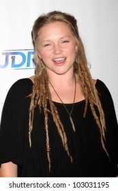 LOS ANGELES - MAY 19:  Crystal Bowersox arrives at the JDRF's 9th Annual Gala at Century Plaza Hotel on May 19, 2012 in Century City, CA