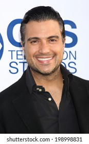 LOS ANGELES - MAY 19:  Jaime Camil at the CBS Summer Soiree at the London Hotel on May 19, 2014 in West Hollywood, CA