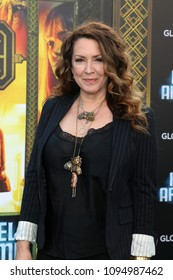 """LOS ANGELES - MAY 19:  Joely Fisher at the """"Hotel Artemis"""" Premiere at Bruin Theater on May 19, 2018 in Westwood, CA"""