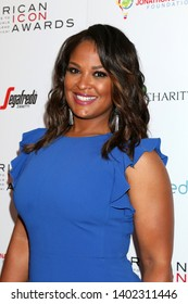 LOS ANGELES - MAY 19:  Laila Ali at the American Icon Awards at the Beverly Wilshire Hotel on May 19, 2019 in Beverly Hills, CA