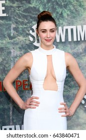 """LOS ANGELES - MAY 19:  Madeline Zima at the """"Twin Peaks"""" Premiere Screening at The Theater at Ace Hotel on May 19, 2017 in Los Angeles, CA"""