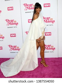 """LOS ANGELES - MAY 2:  Ciara Wilson at the """"Dear Mama: A Love Letter to Mom"""" VH1 Special at The Theatre at Ace Hotel on May 2, 2019 in Los Angeles, CA"""