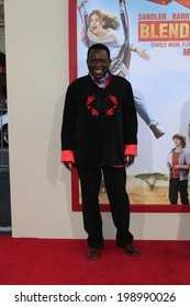"LOS ANGELES - MAY 21:  Abdoulaye NGom at the ""Blended"" Premiere at TCL Chinese Theater on May 21, 2014 in Los Angeles, CA"