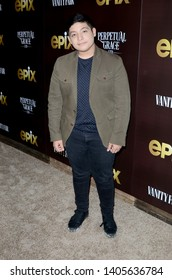 """LOS ANGELES - MAY 21:  Alonso Alvarez at the """"Perpetual Grace, LTD"""" Los Angeles Premiere at the Linwood Dunn Theater, on May 21, 2019 in Los Angeles, CA"""