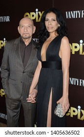 """LOS ANGELES - MAY 21:  Ben Kingsley, Daniela Lavender at the """"Perpetual Grace, LTD"""" Los Angeles Premiere at the Linwood Dunn Theater, on May 21, 2019 in Los Angeles, CA"""