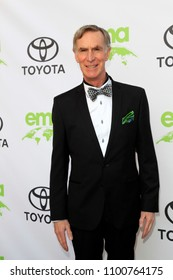 LOS ANGELES - MAY 22:  Bill Nye at the 28th Annual Environmental Media Awards at the Montage Beverly Hills on May 22, 2018 in Beverly Hills, CA