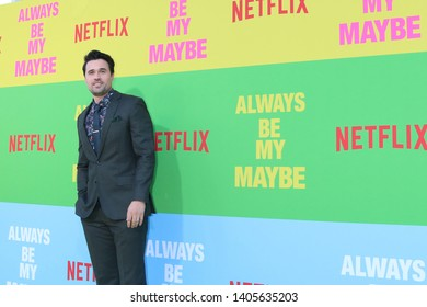 "LOS ANGELES - MAY 22:  Brett Dalton at the ""Always Be My Maybe"" Premiere at the Village Theater on May 22, 2019 in Westwood, CA"