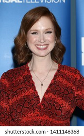 """LOS ANGELES - MAY 29:  Ellie Kemper at the """"Unbreakable Kimmy Schmidt"""" FYC Event at the UCB Sunset Theatre on May 29, 2019 in Los Angeles, CA"""