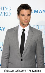 """LOS ANGELES - MAY 3:  Colin Egglesfield arriving at the """"Something Borrowed"""" World Premiere at Grauman's Chinese Theater on May 3, 2011 in Los Angeles, CA"""