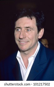"LOS ANGELES - MAY 3:  Gabriel Byrne arrives at the ""This is My Father"" Premiere at a LA Theater on May 3, 1999 in Los Angeles, CA"