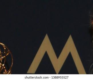 LOS ANGELES - MAY 3:  Samantha Brown at the 2019 Creative Daytime Emmy Awards at Pasadena Convention Center on May 3, 2019 in Pasadena, CA
