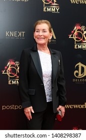 LOS ANGELES - MAY 5:  Judge Judy Sheindlin at the 2019  Daytime Emmy Awards at Pasadena Convention Center on May 5, 2019 in Pasadena, CA