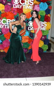 LOS ANGELES - MAY 5:  Sharon Case, Cait Fairbanks at the 2019 CBS Daytime Emmy After Party at Pasadena Convention Center on May 5, 2019 in Pasadena, CA
