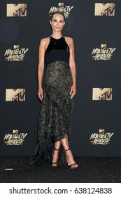LOS ANGELES - MAY 7:  Jordana Brewster at the MTV Movie and Television Awards on the Shrine Auditorium on May 7, 2017 in Los Angeles, CA