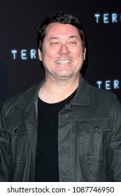 "LOS ANGELES - MAY 8:  Doug Benson at the ""Terminal"" Premiere at the ArcLight Theater on May 8, 2018 in Los Angeles, CA"