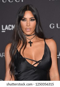 LOS ANGELES - NOV 03:  Kim Kardashian arrives to the 2018 LACMA Art + Film Gala  on November 3, 2018 in Hollywood, CA