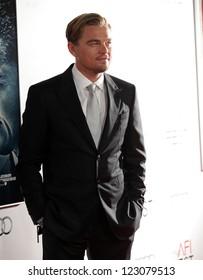 "LOS ANGELES - NOV 03:  Leonardo DiCaprio arriving to ""J. Edgar"" Los Angeles Premiere  on November 03, 2011 in Hollywood, CA"