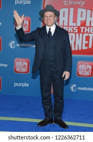 LOS ANGELES - NOV 05:  John C. Reilly arrives to the 'Ralph Breaks the Internet' World Premiere  on November 5, 2018 in Hollywood, CA