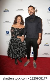 LOS ANGELES - NOV 1:  Debbie Allen, Jesse Williams at the Debbie Allen Dance Academy Fall Soiree at the Wallis Annenberg Center for the Performing Arts on November 1, 2018 in Beverly Hills, CA