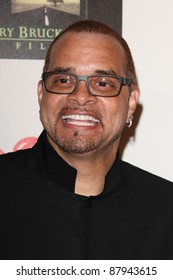 "LOS ANGELES - NOV 1:  Sinbad arrives at ""The Stars 2011 Gala to Benefit the Fulfillment Fund"" at Beverly Hilton Hotel on November 1, 2011 in Beverly Hills, CA"