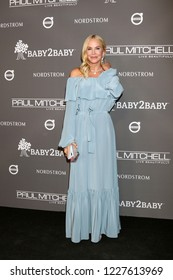 LOS ANGELES - NOV 10:  Eloise Broady DeJoria at the 2018 Baby2Baby Gala at the 3Labs on November 10, 2018 in Culver City, CA