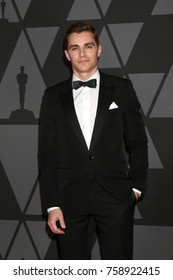 LOS ANGELES - NOV 11:  Dave Franco at the AMPAS 9th Annual Governors Awards at Dolby Ballroom on November 11, 2017 in Los Angeles, CA