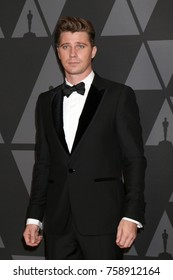 LOS ANGELES - NOV 11:  Garrett Hedlund at the AMPAS 9th Annual Governors Awards at Dolby Ballroom on November 11, 2017 in Los Angeles, CA