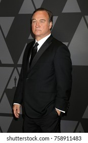 LOS ANGELES - NOV 11:  Jim Belushi at the AMPAS 9th Annual Governors Awards at Dolby Ballroom on November 11, 2017 in Los Angeles, CA