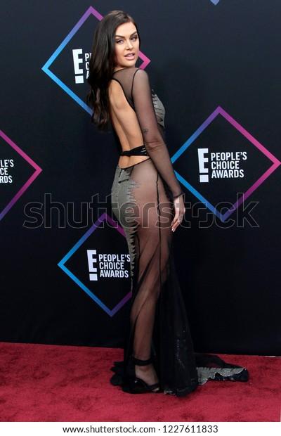 LOS ANGELES - NOV 11:  Lala Kent at the People's Choice Awards 2018 at the Barker Hanger on November 11, 2018 in Santa Monica, CA